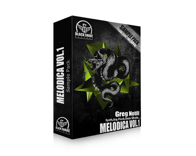 "Greg Notill´s Sample Pack ""Melodica"" Vol.1"""