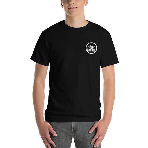 Standard T-Shirt / Gildan 2000 / Front & Back Design / Black