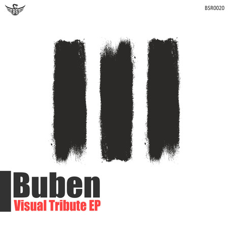 OUT NOW! Buben's Visual Tribute EP is now exklusively out on Beatport!
