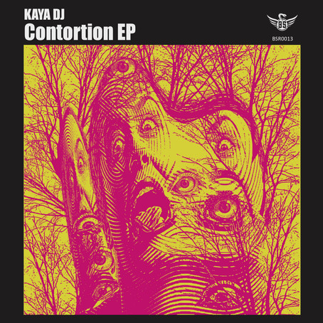 OUT NOW! Kaya DJ´s Contortion EP s now exklusively out on Beatport!