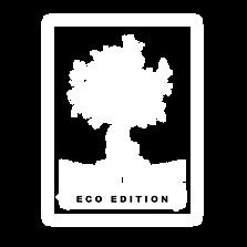 Logo Eco Edition Black 3000Px TRANSPAREN