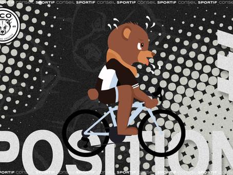 Régler sa position sur le vélo | Conseil Sportif #1