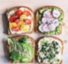 gezond broodbeleg