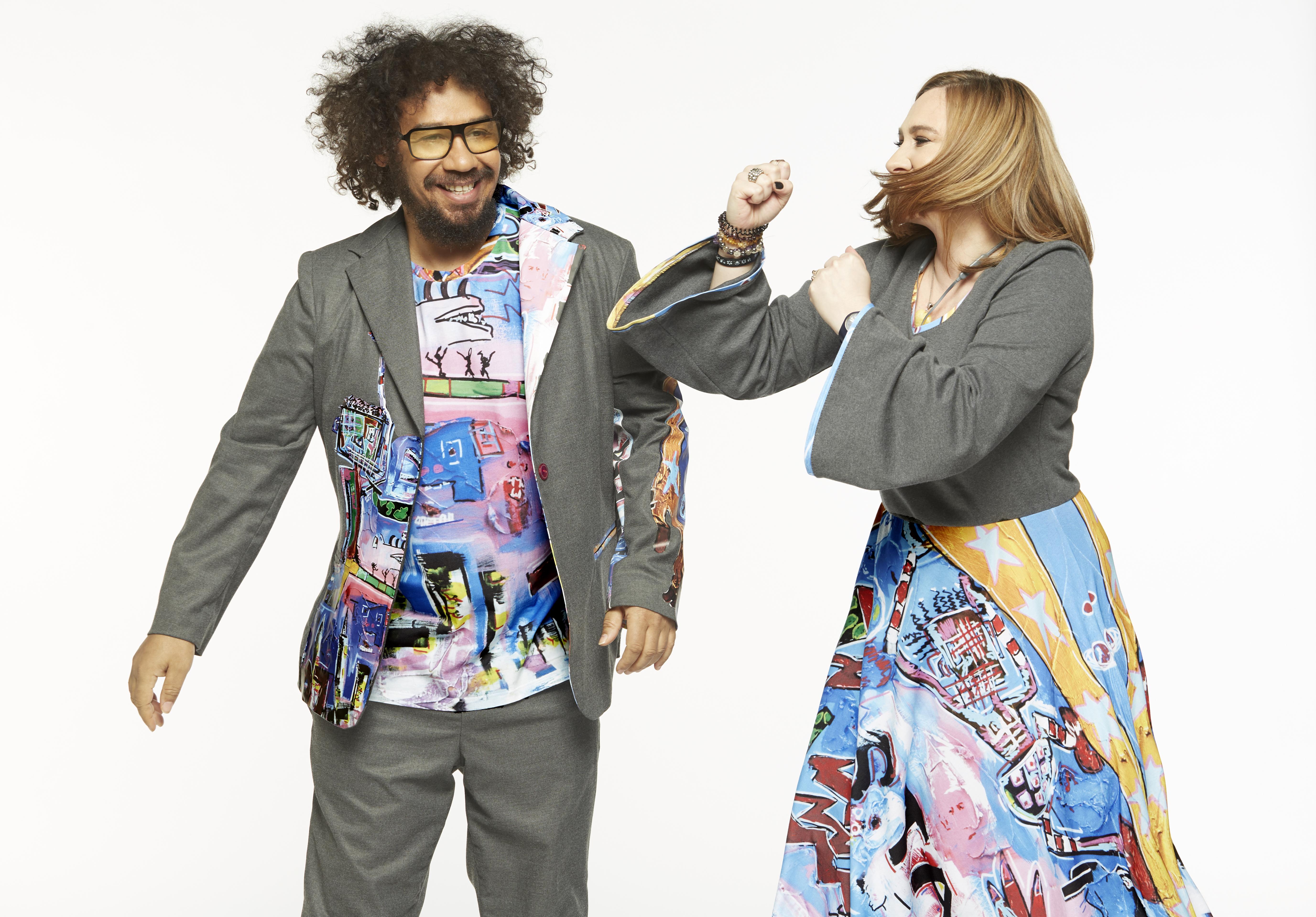 Mika Vic art pop clothes 2