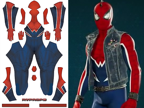 Spider-Punk Ps4