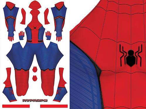 Spider-Man FFH blue