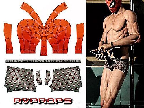 Spider-Man underwear costume ps4