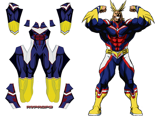 Allmight Golden age