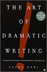 The Art of Dramatic Writing by Lajos Egr