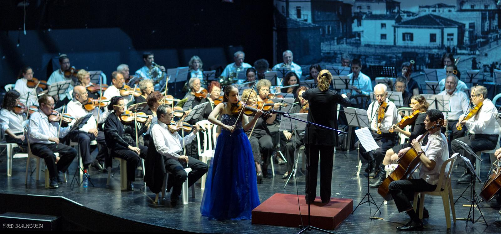 צילום הופעות וקונצרטים