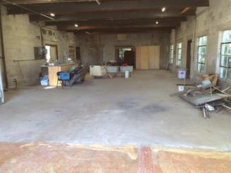 Renovations Underway!