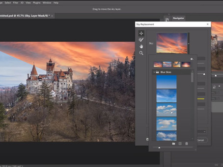 What's New Features in Adobe Photoshop 2021