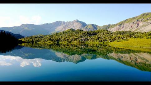 Sary-Chelek and Kara-Suu lakes