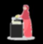 girl-put-money-into-donation-box-islam-m
