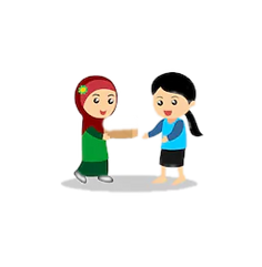 muslim-girl-character-giving-donation-26