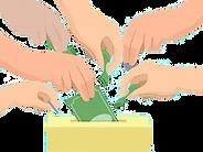 illustration-hands-several-people-placin
