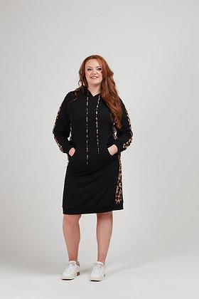 Stella Royal Benji Dress Black