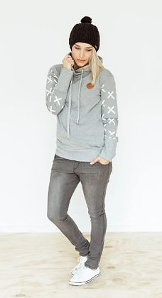 Home-lee Jeans Grey