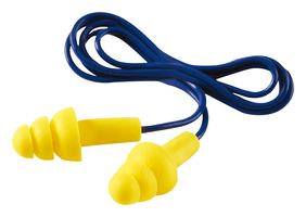 Allen - Reusable Corded Earplugs