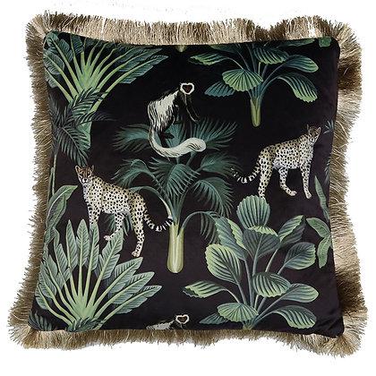 Velvet Animal Cushion