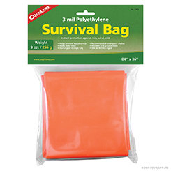 Coghlans - Survival Bag