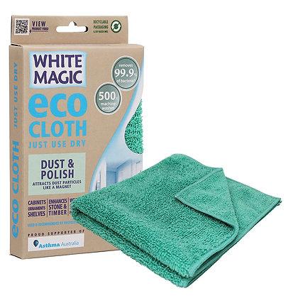 White Magic - Eco Cloth - Dust & Polish