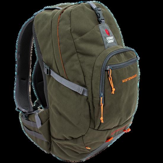 Stoney Creek - Wirinaki Backpack - Bayleaf