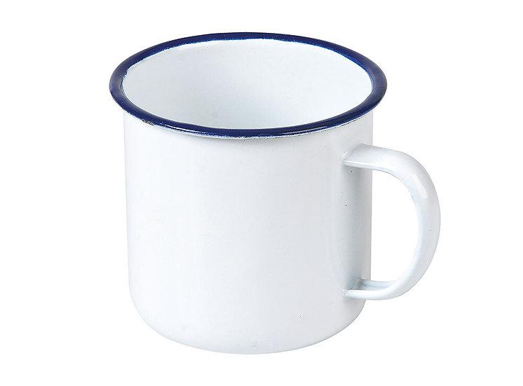 Campfire - Enamel Mug White 9cm