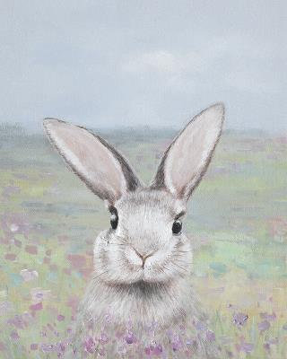 Framed Print Murray the Rabbit