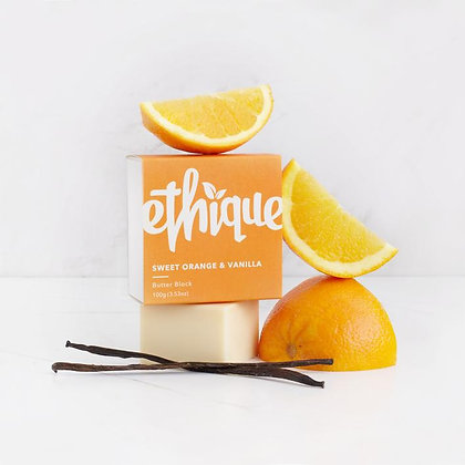 Ethique Butterblock Sweet Orange/Vanilla