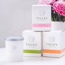 Tilley Triple Scented Soy Candle