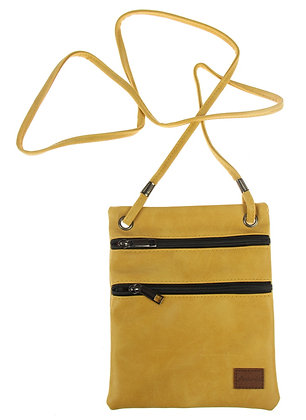 Amberlene Compartment Handbag - colour various