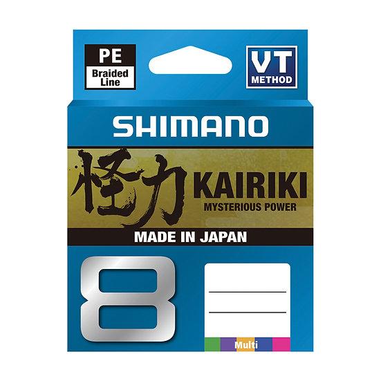Shimano - Kairiki PE Braided Line - various size and price