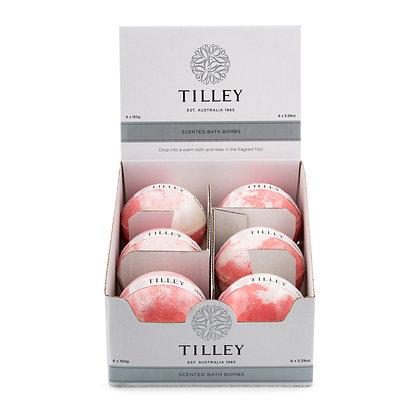 Tilley Bath Bomb