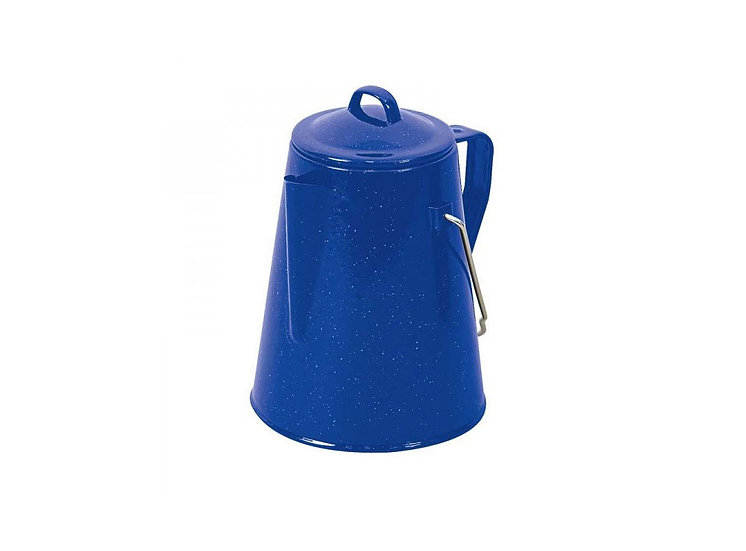 Campfire - Enamel Coffee Pot - Blue