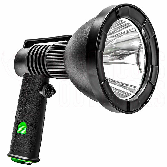Night Saber - 125mm Rechargeable LED Spotlight