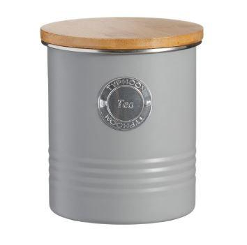 Typhoon Tea Storage Grey