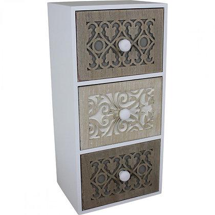 LaVida - 3 Drawer Cabinet