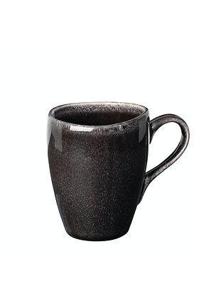 BROSTE Nordic Coal Mug with Handle