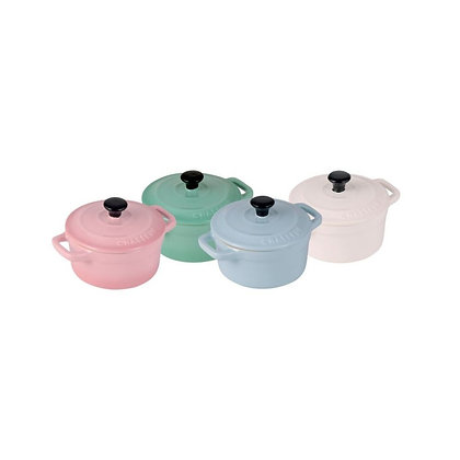 Chasseur Mini Cocottes The Macaron Collection