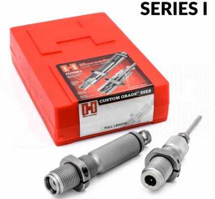 Hornady 7mm-08 Rem Series 1 Full Length Die Set