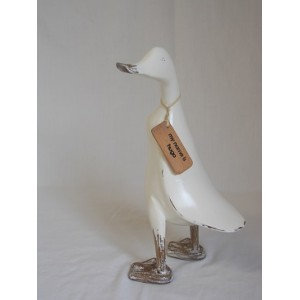 Luscious Living - Teak Duck