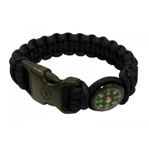 UST - Survival Bracelet with Compass