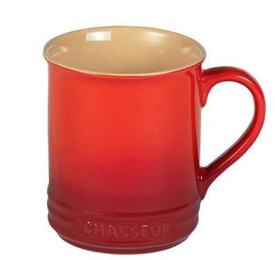 Chasseur La Cuisson Mug Red
