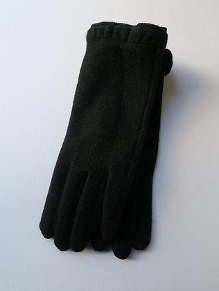 Michel Rouen - Wool Glove - Black