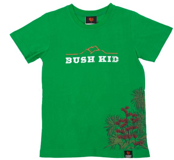 Stoney Creek Kid's Bush Kid T-Shirt