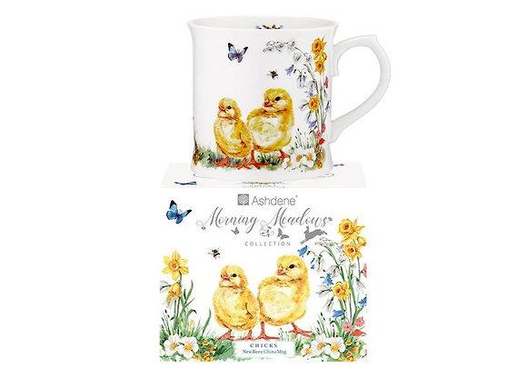 Mug Ashdene Morning Meadows Chicks