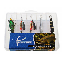FF N Z Trout Selection Pack
