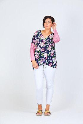 Stella Royal - Bronx Jeans - White