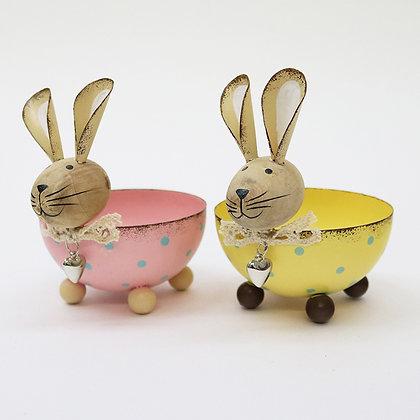Bunny Face Bowls